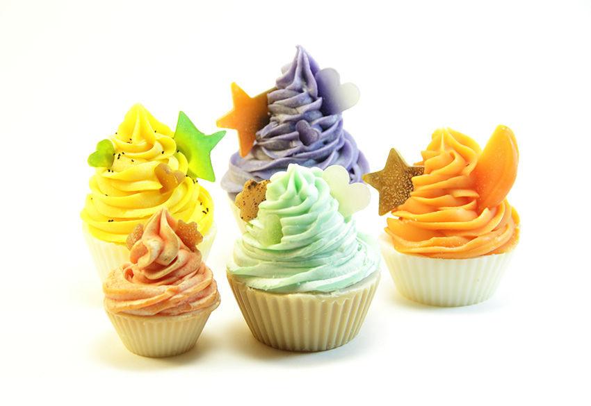 Cupcakes de Sabó