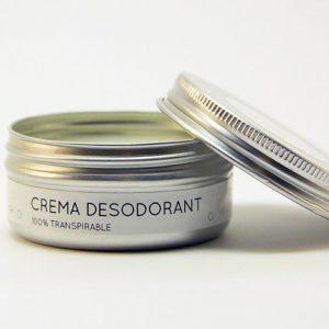 Desodorant Natural Crema