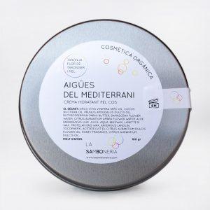 Aigües del Mediterrani Crema Hidratant