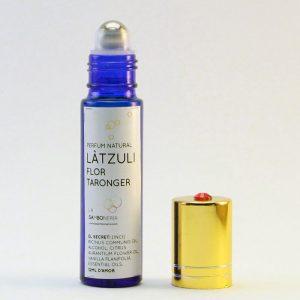 Perfum Natural Latzuli Flor de taronger Vainilla