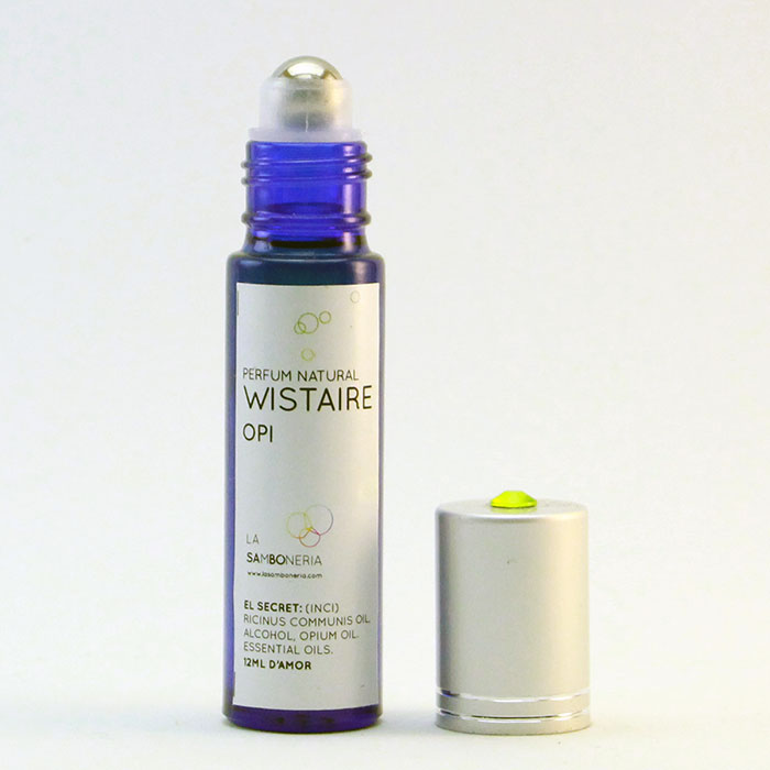 Perfum Natural Wistaire Cedre