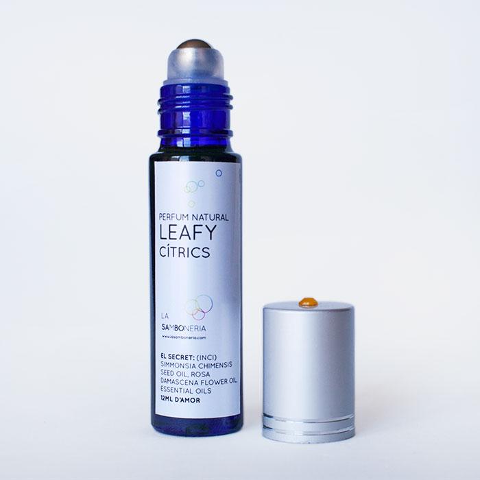 Leafy Cítrics Perfum Natural